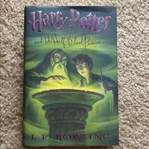 Harry Potter & The Half Blood Price - Year 6